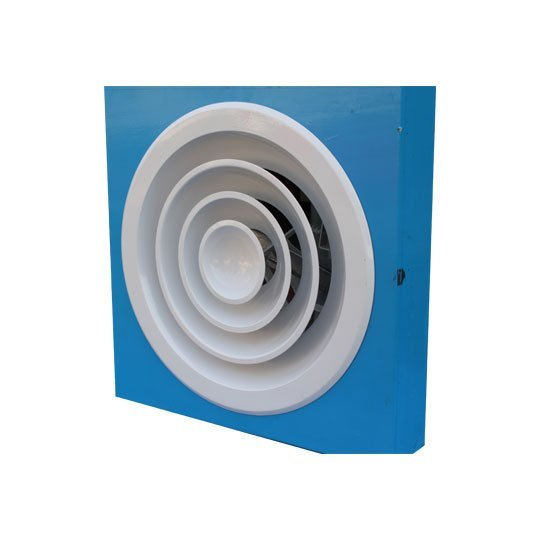 FK046-Round Diffuser With Damper