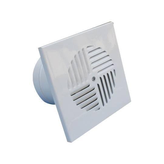FK050-Square Floor Diffuser