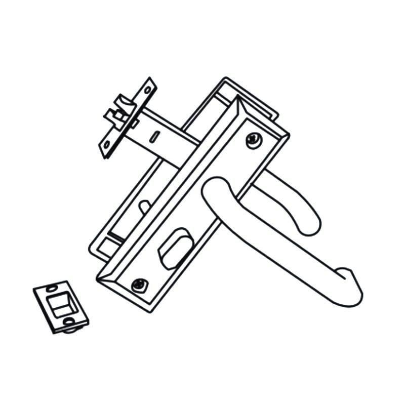 The hand lock