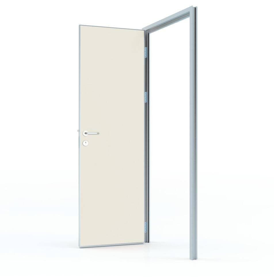 Medical lead protection door (door leaf thickness40mm)