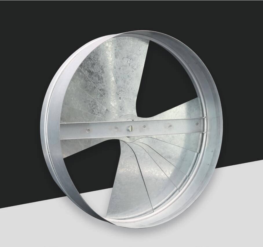 FK022-Fan blade damper