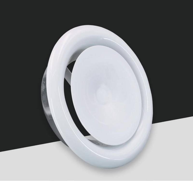 FK020-Supply air disc valve