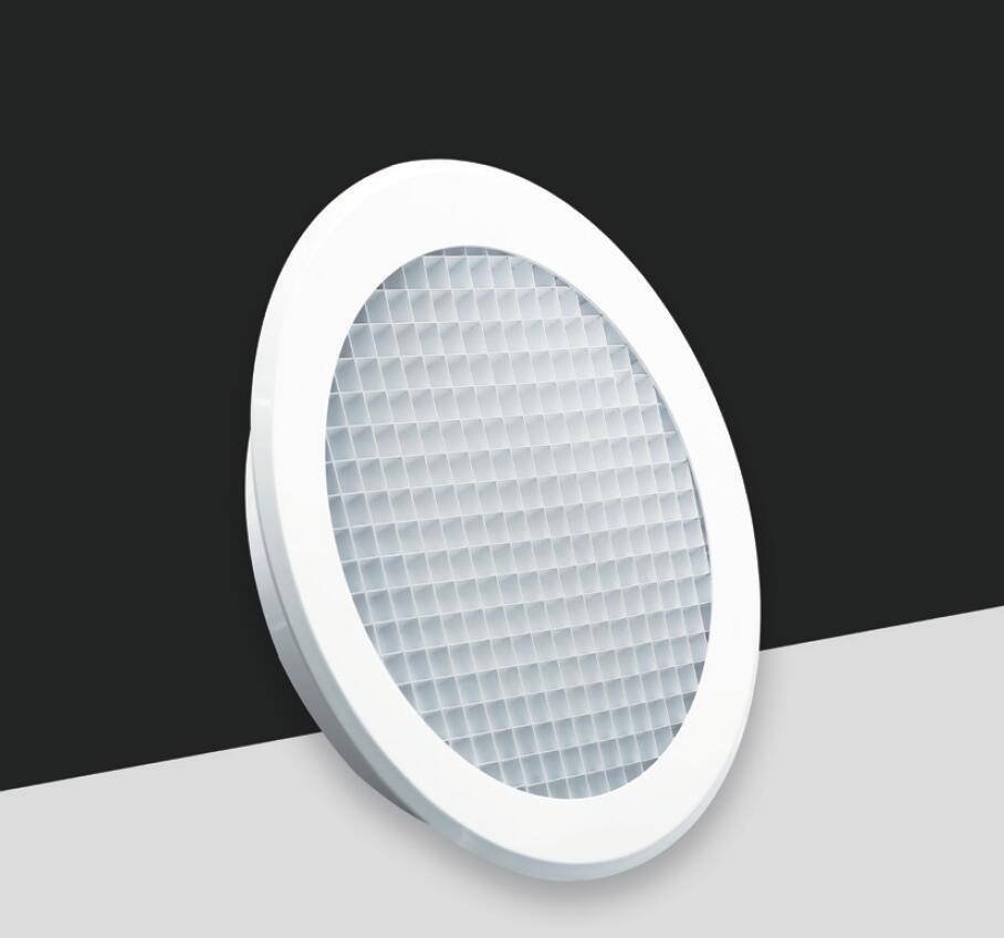 FK019-Round eggcrate air grille