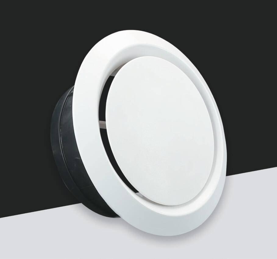 ABS-014 Exhaust air disc valve