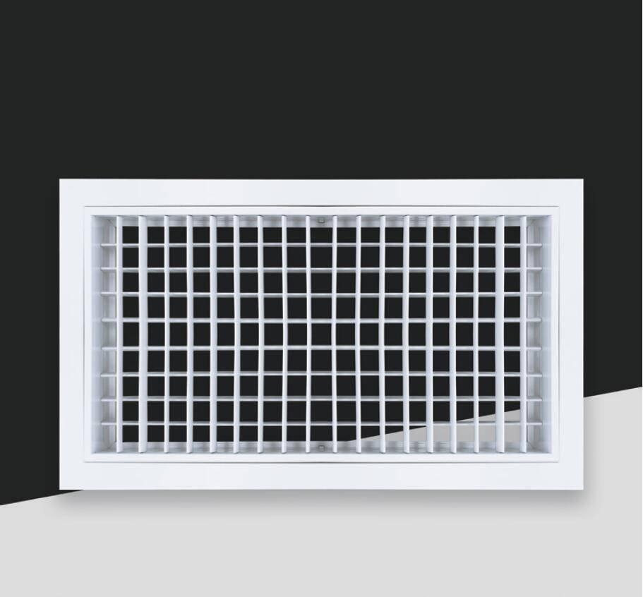 FK007D-Removable single/double deflection air grille