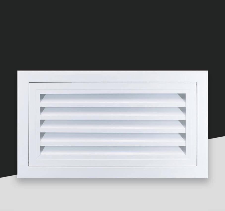 FK006-Open hinged air return grille
