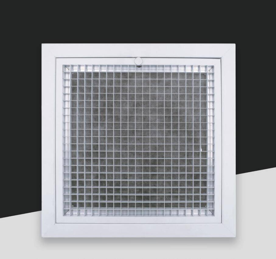 FK016-Eggcrate diffuser with filter