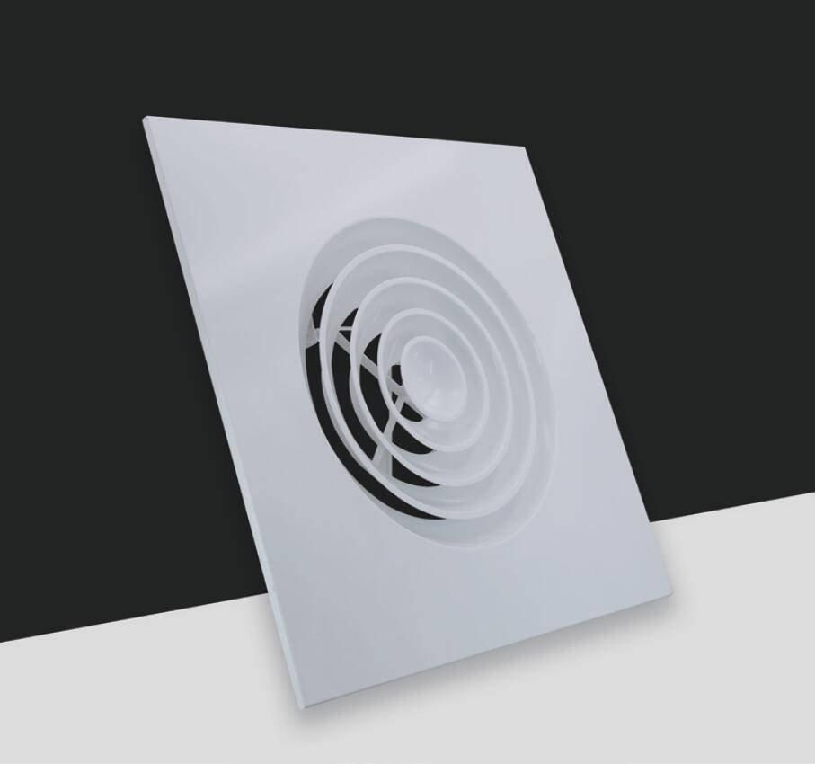 FK028-Round ceiling diffuser