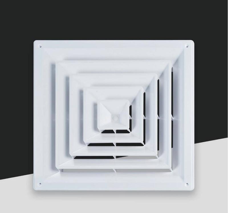 ABS-007C/D Square diffuser