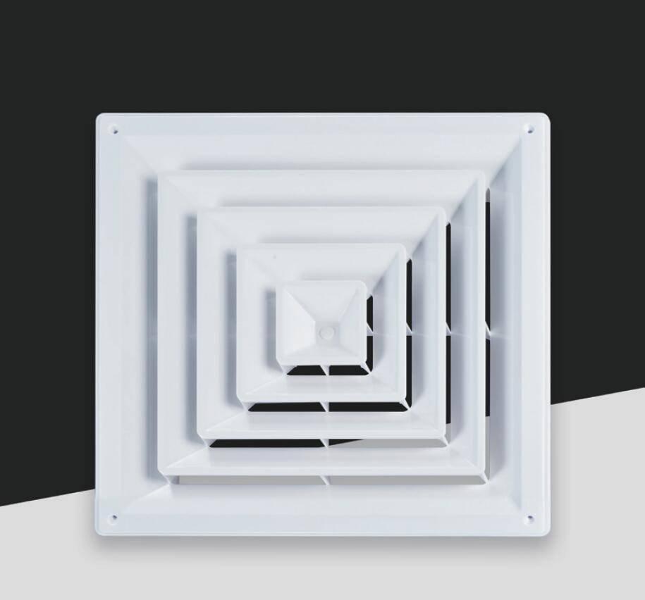 ABS-008C Square diffuser
