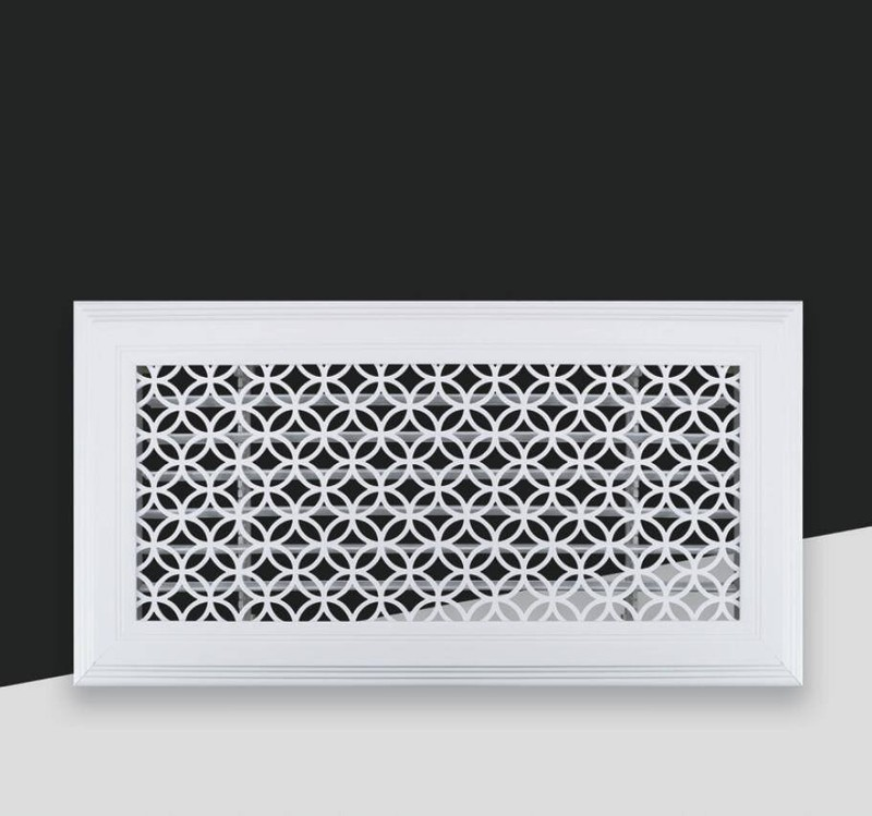 PVC-011 Decorative wall grille