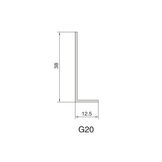 G20 AIR DIFFUSER PROFILE