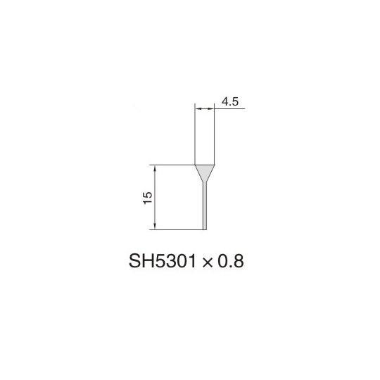 SH5301 AIR DIFFUSER PROFILE