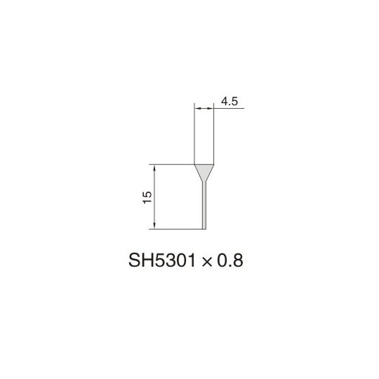 SH5301 AIR DIFFUSER PROFILE