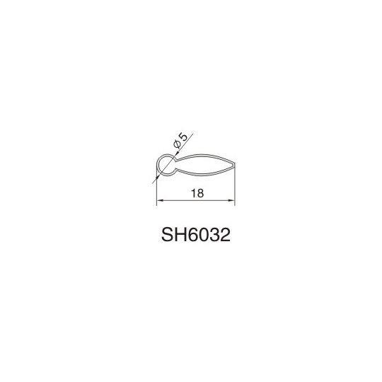 SH6032 AIR DIFFUSER  PROFIEL