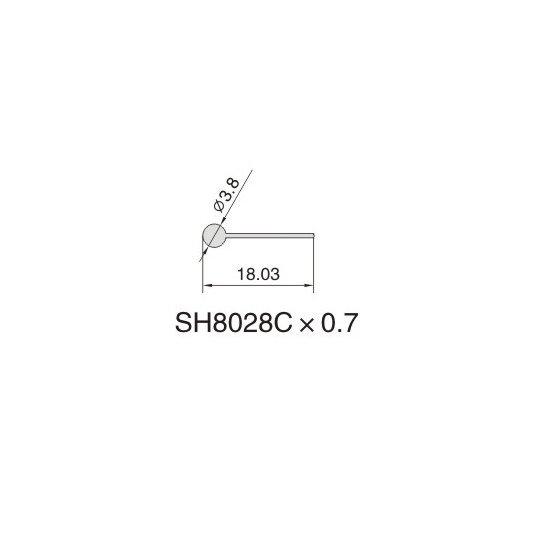 SH8028C AIR DIFFUSER PROFILE