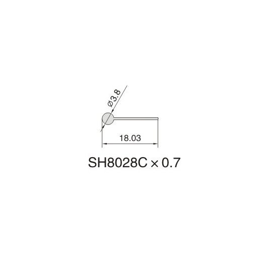 SH8028C AIR DIFFUSER PROFILE