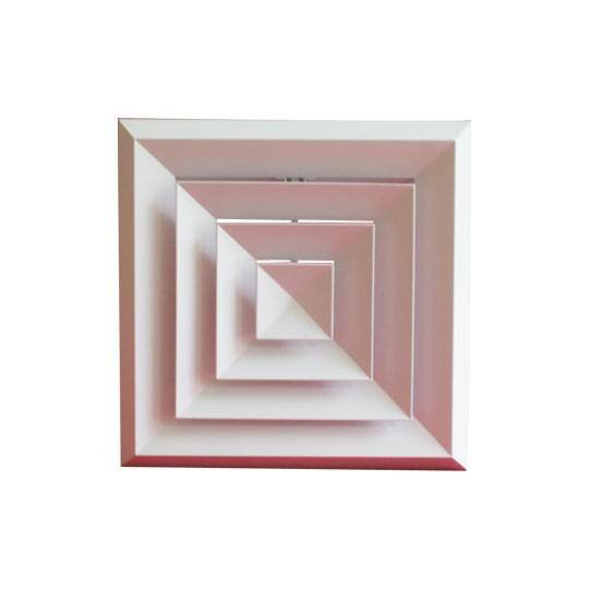 FK044-ABS Square Ceiling Diffuser