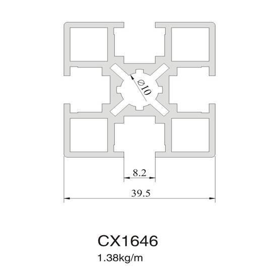 CX1646 PRODUCTION LINE