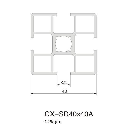 CX-SD40*40A